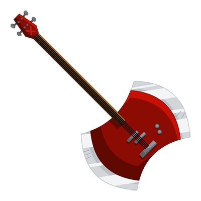 Marceline's Axe-Bass