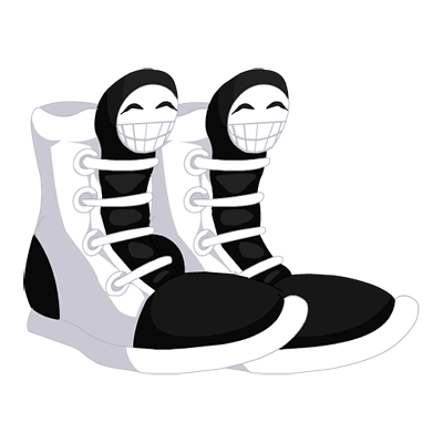 Joyful Clown Boots