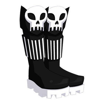 Frightfully Elegant Boots