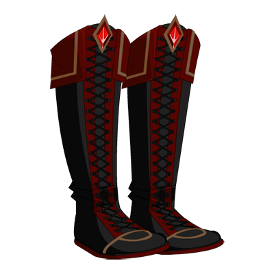 Fairest Frost Boots - Winter Love Variant
