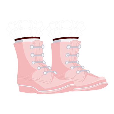Chill Charm Boots - Winter Love Variant