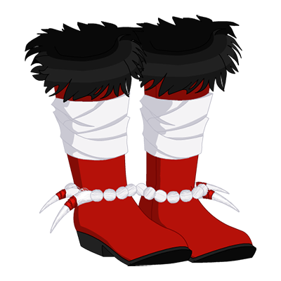 Witch Doctor Boots