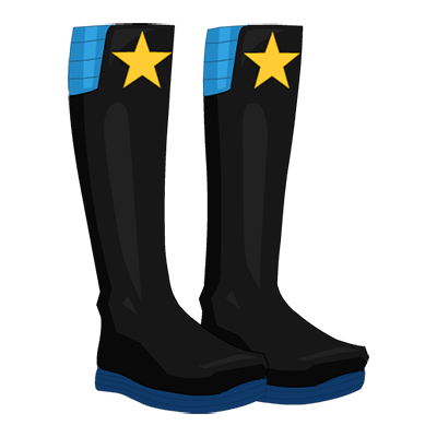 Constable Wizard Boots