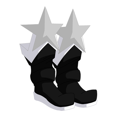Star Wizard Boots