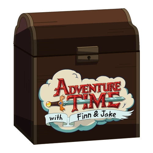 Adventure Time Mystery Box 2011