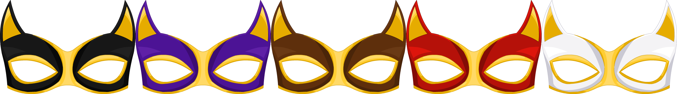 July 2012 Cat Burglar Mask