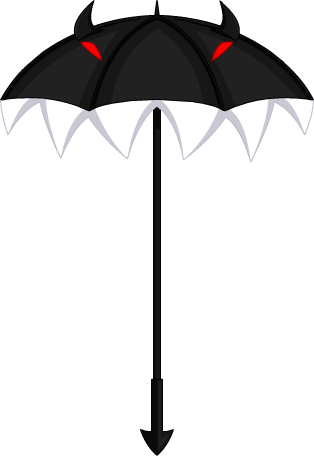 May 2009 Demon Umbrella