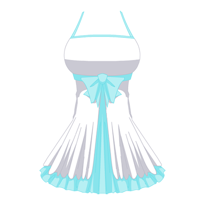 Snow Fall Dress