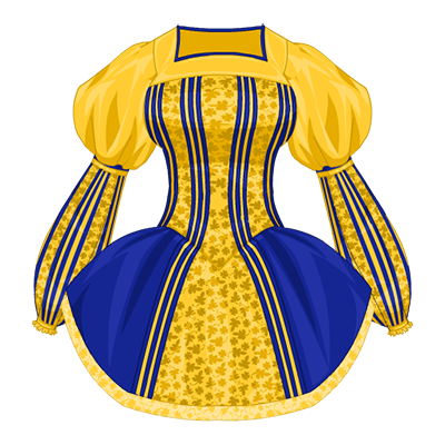 Imperial Avarice Dress