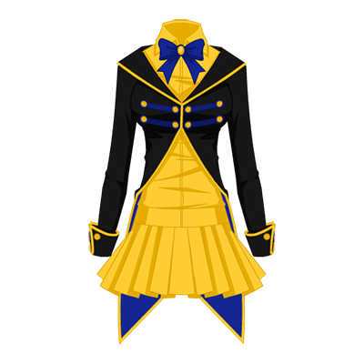 Stately Avarice Dress