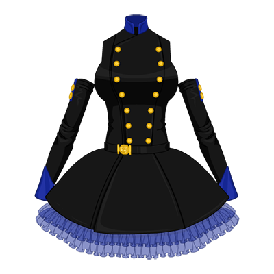 Nobility Avarice Dress