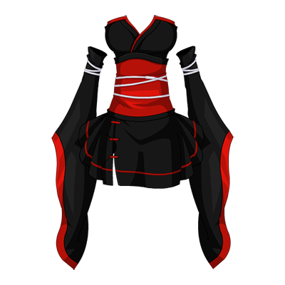 Espionage Ninja Dress