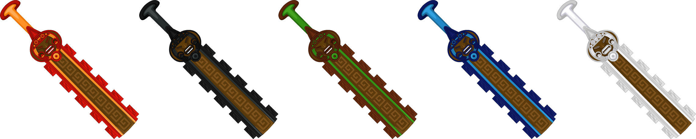May 2013 Eagle Warrior Sword