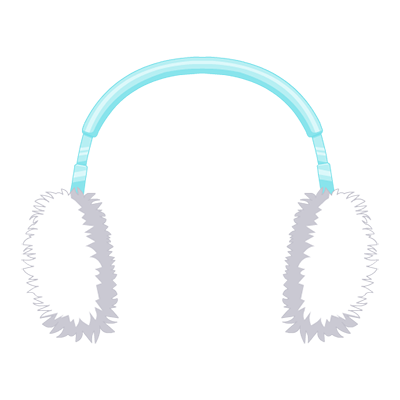 Winter Bell Earmuffs