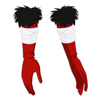 Witch Doctor Gloves