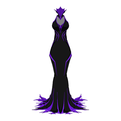 Wicked Queen Gown
