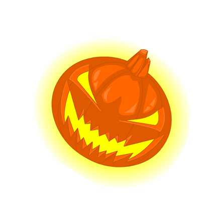 Fright-O-Lantern Grin