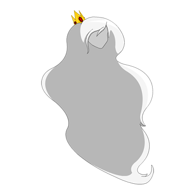 ​Ice Queen's Hair And Crown