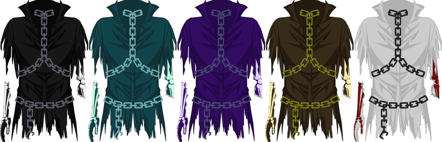 Bone Mage Jacket - Male