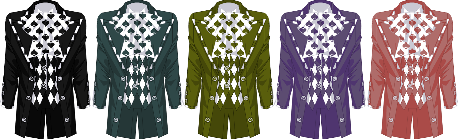 Topsy-Turvy Jacket - Male
