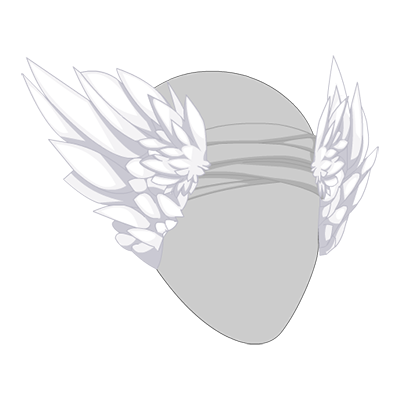 Angelic Shift Head Piece