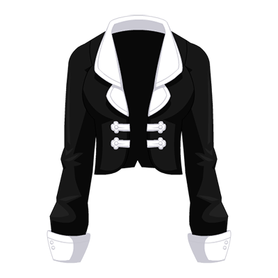 Pirate Jacket Dark Variant