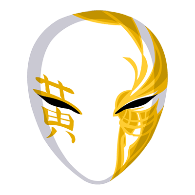 Lightning Shinobi Mask