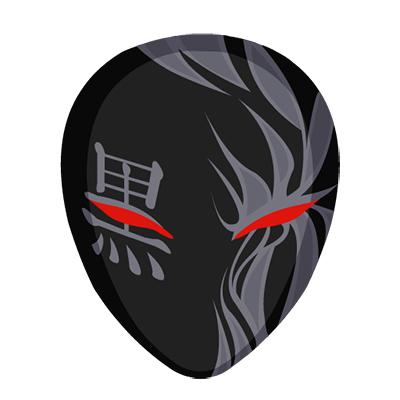Midnight Shinobi Mask
