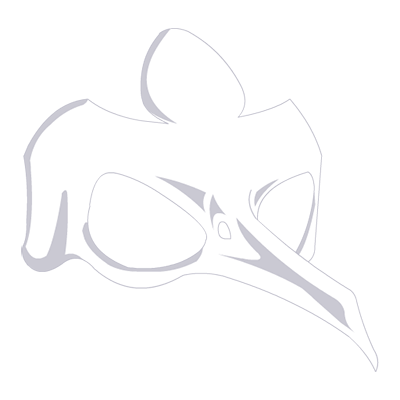 Crow Bone Mask