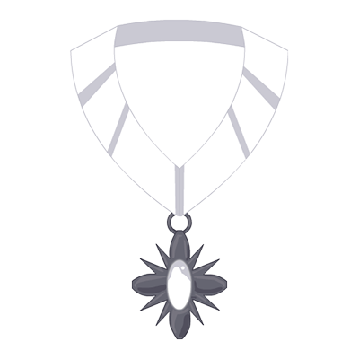 Dark Count Necklace Light Variant