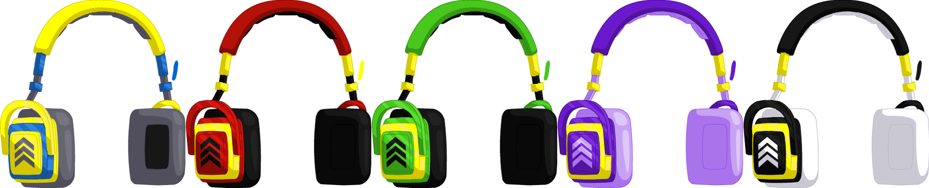 November 2008 Amped Headphones
