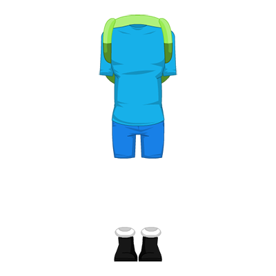 Finn The Human Outfit