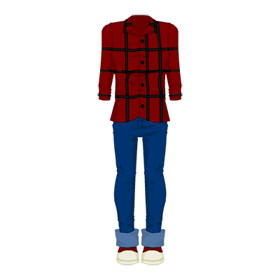 Marshall Lee The Vampire King Outfit