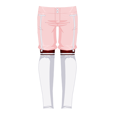 Chill Charm Pants - Winter Love Variant