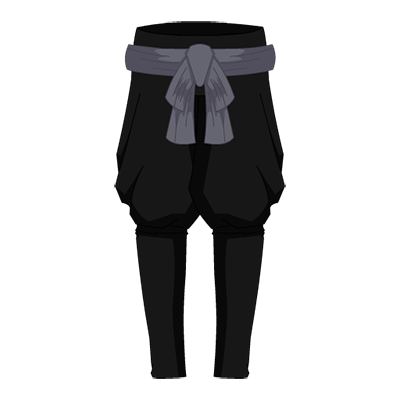 Moonlight Ninja Pants