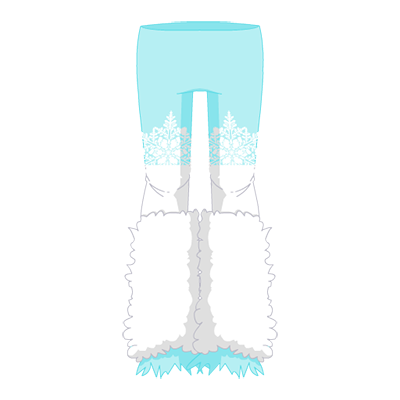 Frigid Frost Pants