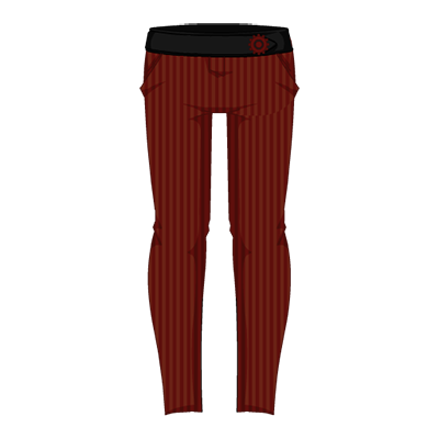 Dapper Striped Pants