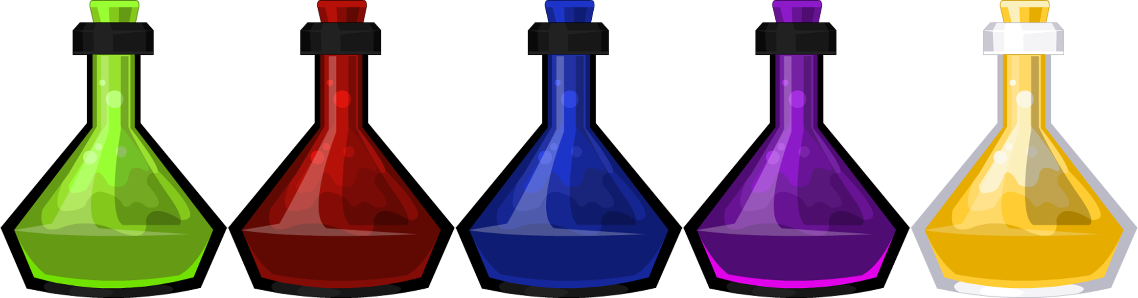 Nov. 2015 Runic Alchemist Potion Bottle