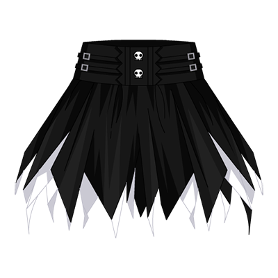 Morbid Skirt Dark Variant
