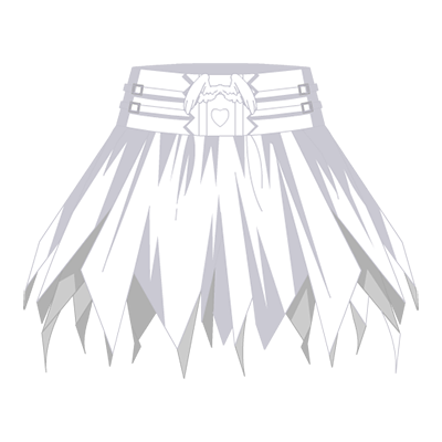 Morbid Skirt Light Variant