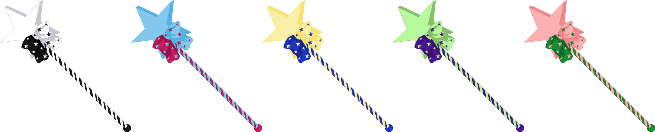 Spectacu Star Staff