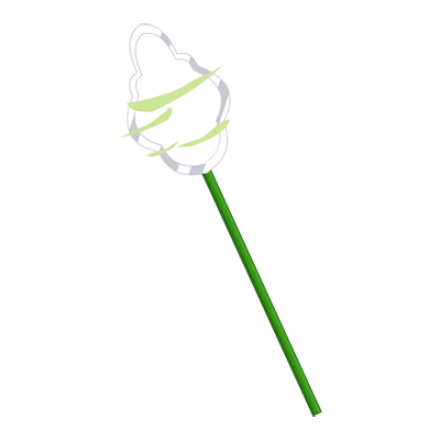Titania's Daylight Staff