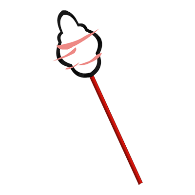 Oberon's Nightshade Staff