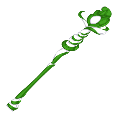 Sprout Wizard Staff