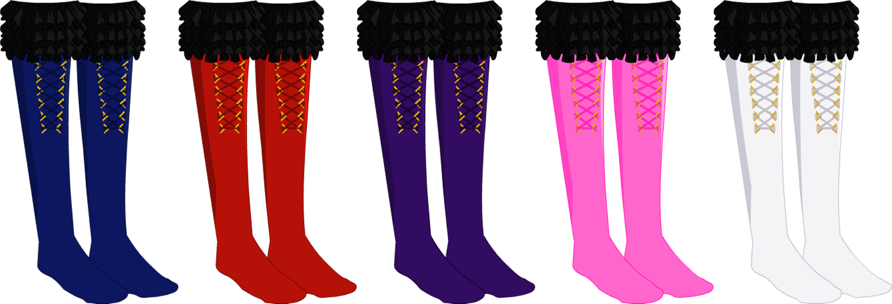 Jan. 2015 Star Studies Socks