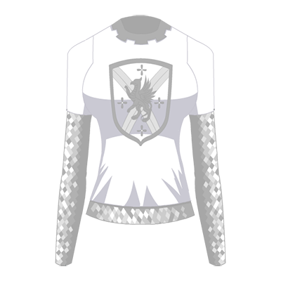 Chain Mail Majesty Surcoat