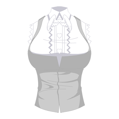 Morbid Tank-Top Light Variant