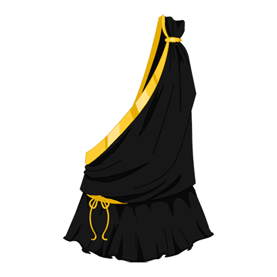 Apollo's Dark Toga