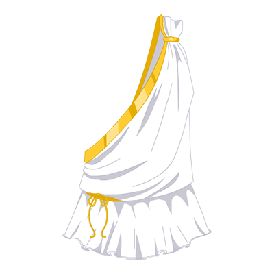 Apollo's Light Toga