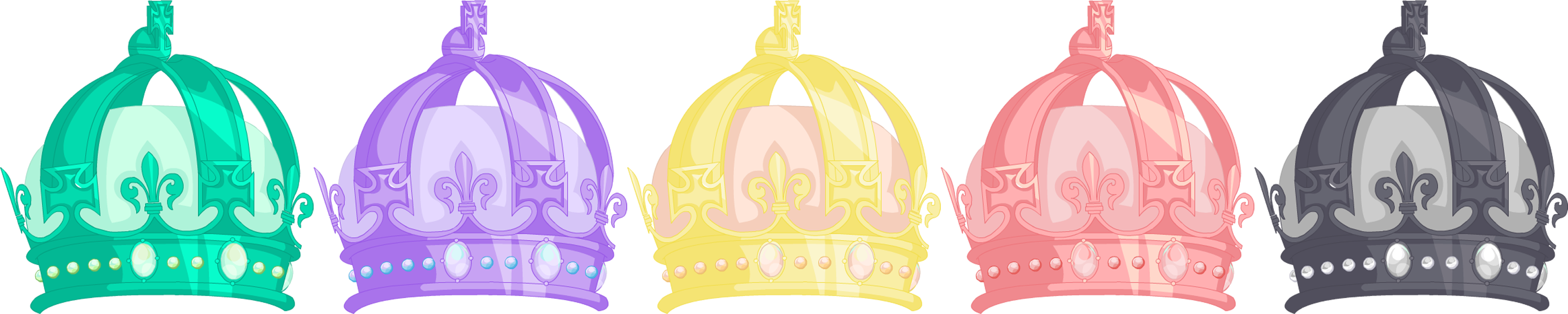 Feb. 2015 True King Of Hearts Crown